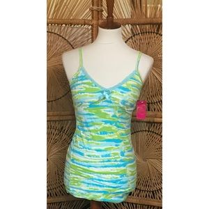 Candies tank top with adjustable straps NWT,size L